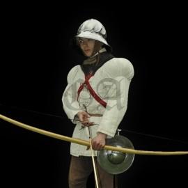 XV century archer equipment