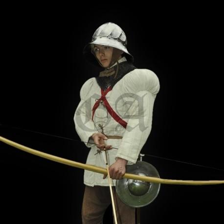 Equipement d'archer XVe