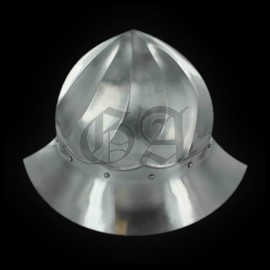 XV century kettle hat