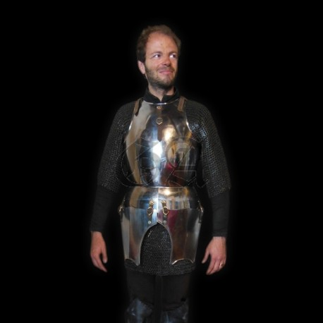 Cuirass + haubergeon